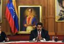 L'incontro tra governo e opposizione in Venezuela