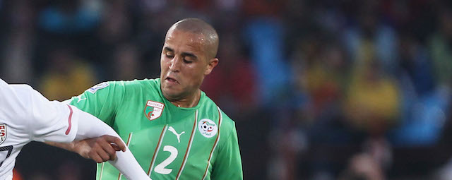 Madjid Bougherra - Algeria