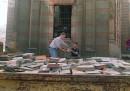 La riapertura della biblioteca di Sarajevo