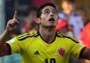 La Colombia ai Mondiali