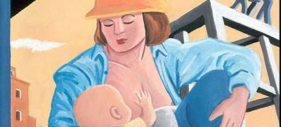 La festa della mamma sul New Yorker