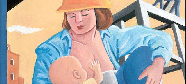 Festa della mamma New Yorker