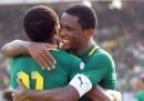 Il Camerun ai Mondiali