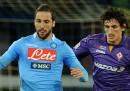 Fiorentina contro Napoli, cose da sapere