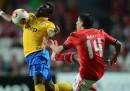 Juventus contro Benfica, stasera