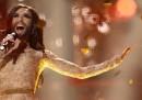 Conchita Wurst ha vinto l'Eurofestival