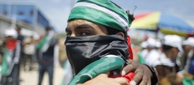 Gli scontri durante la Nakba, in Palestina