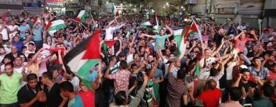 Il primo trofeo della nazionale di calcio palestinese