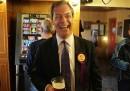 Nigel Farage ha ritirato le sue dimissioni da capo dell'UKIP