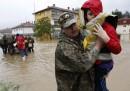 La più grande alluvione nella storia dei Balcani
