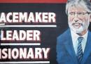 Gerry Adams, l'IRA e l'Irlanda del Nord