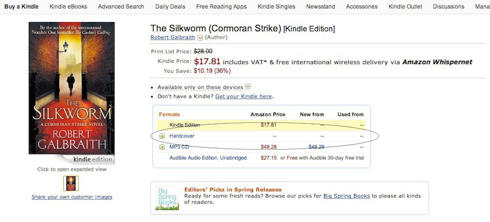 Amazon-Hachette