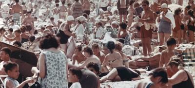 Coney Island negli anni Sessanta
