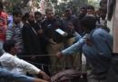 Una donna pakistana è stata lapidata