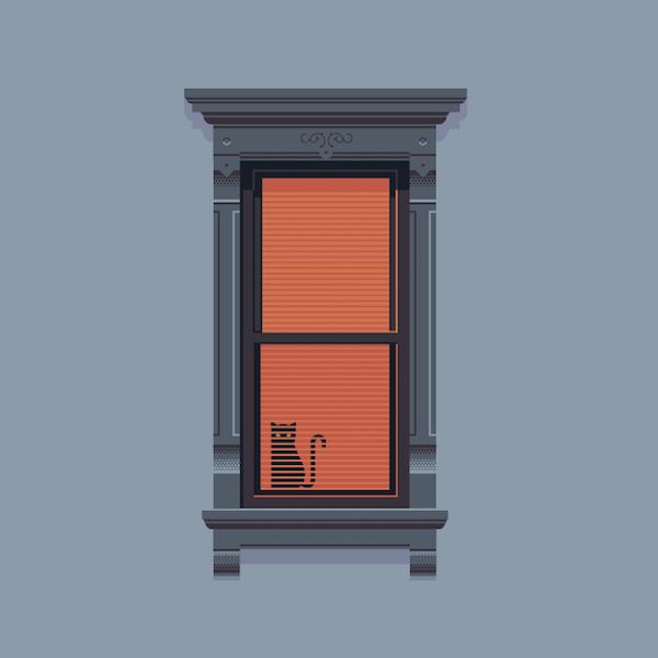 (Windows of New York – José Guízar)