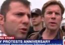 Il giornalista della CNN arrestato in diretta a piazza Taksim, a Istanbul