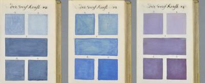 Il libro dei colori del 1692 – Foto