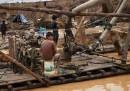Le miniere d'oro illegali del Perù