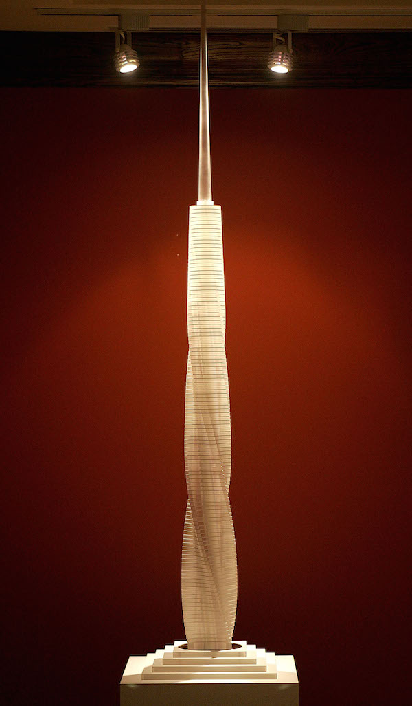 Fordham Spire Would Be Nation's Tallest Building