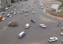 Un incredibile incrocio ad Addis Abeba