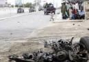 L'attacco al Parlamento somalo