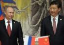 L'accordo sul gas tra Cina e Russia
