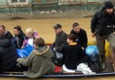 Almeno 20 morti per l'alluvione nei Balcani