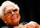 È morta a 86 anni la poetessa e scrittrice afroamericana Maya Angelou