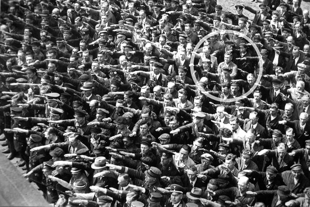 L'uomo che non salutò Hitler