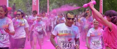 Le foto della Color Run a Torino