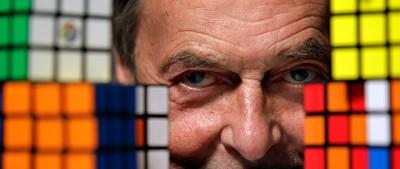 Il cubo di Rubik e come fu inventato