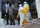 E l'ebola?