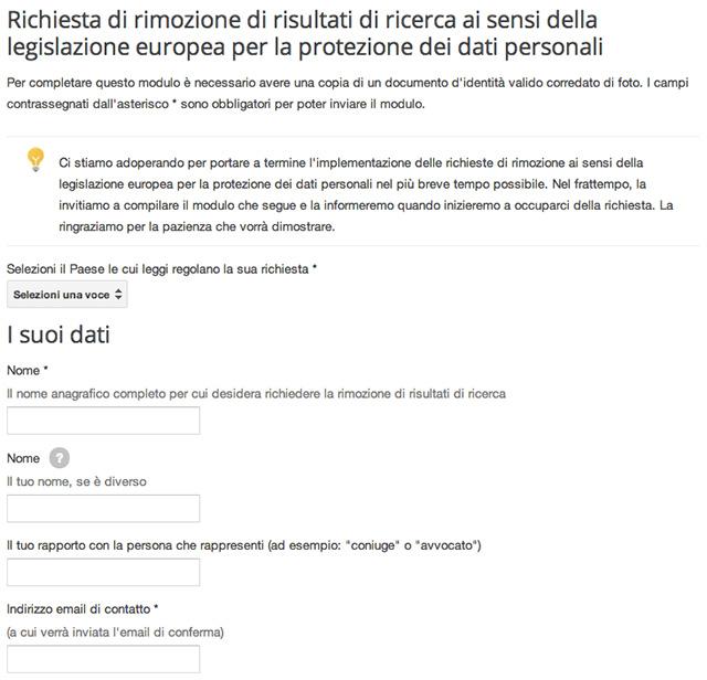 google-modulo