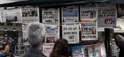 In Grecia avanzano la destra e la sinistra