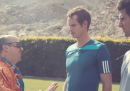 Lo spot di Head con Murray e Djokovic