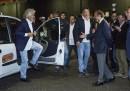 Beppe Grillo ospite a Porta a Porta da Bruno Vespa, in diretta