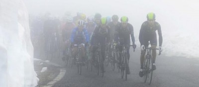 Il casino di martedì al Giro d'Italia