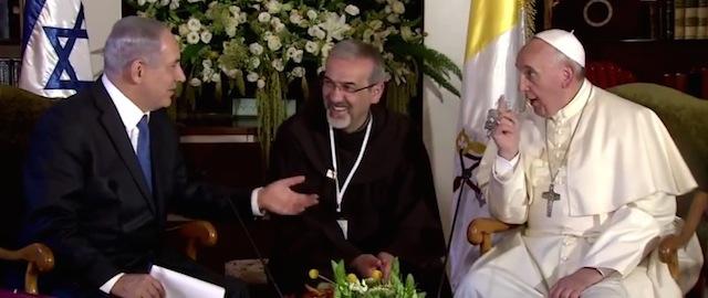 Risultati immagini per gesù di nazareth e papa francesco