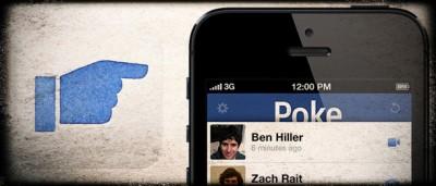 Facebook ha rimosso Poke e Camera
