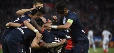 Il PSG ha vinto il campionato francese