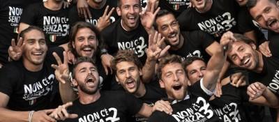 Le foto della festa per la Juventus