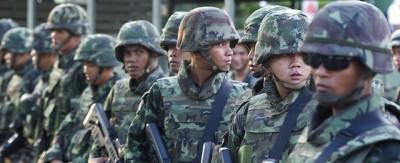 C'è un colpo di stato in Thailandia
