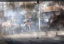Primo maggio di scontri a Istanbul