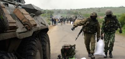 «Molti morti» in Ucraina, dice il presidente
