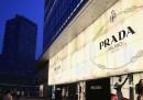 Il calo nelle vendite di Prada