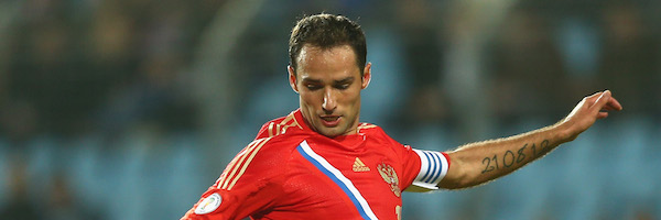 Luxembourg v Russia - FIFA 2014 World Cup Qualifier