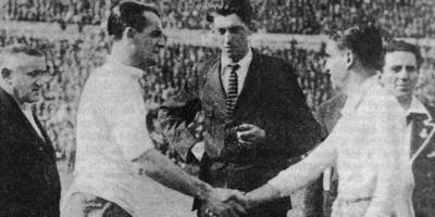 I primi Mondiali della storia, e il loro arbitro