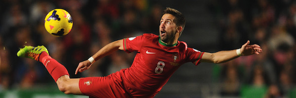 Portugal v Sweden - FIFA 2014 World Cup Qualifier: Play-off First Leg