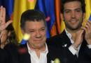 Santos è stato rieletto presidente della Colombia