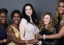 Le foto dei Critics' Choice Awards